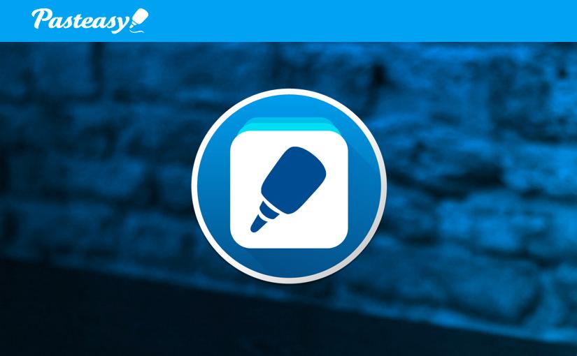 Wi-Fi 経由で異なるデバイス間のクリップボード共有ができる Pasteasy
